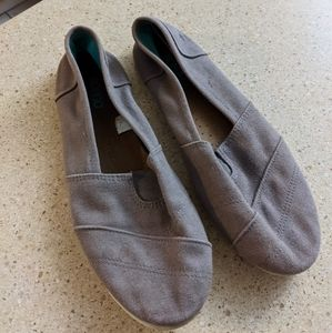 Bongo shoes - off brand Toms